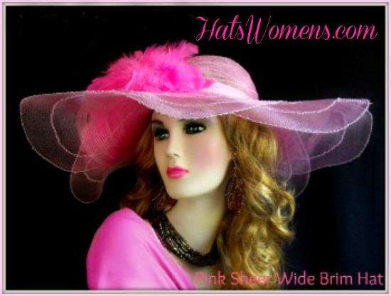 d796adc2c30 ... sale pink church hats pink dress hats ladies pink kentucky oaks horse  race hats 7cff6 e37d0 ...
