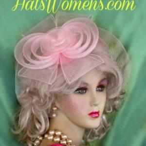 Designer Black Cocktail Hat Wedding Fascinator Bridal Wedding Satin  Hairband Headpiece 95bb52d9fb41
