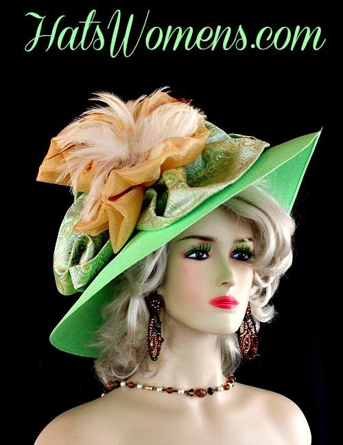 47b36509a47 Lime Green Fashion Hats – Women s Hats