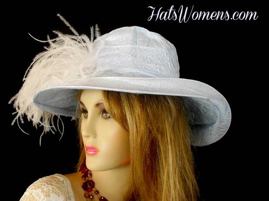298aa617283bc Women s Designer Pastel Baby Blue Or Black Silk Polyester Custom ...
